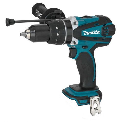 Makita XPH03Z-R 18V LXT Cordless Lithium-Ion Hammer Drill Driver (Bare Tool) (Certified Refurbished) by Makita