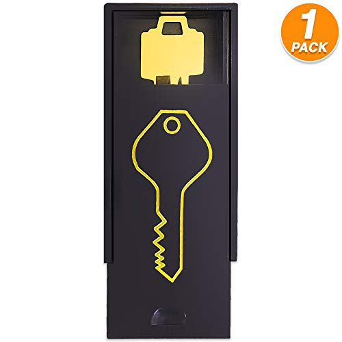 Magnetic Hide-A-Key Holder Extremely