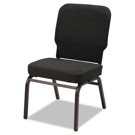 Amazon.com: Oversize silla de pila, tela negra, 2/caja de ...