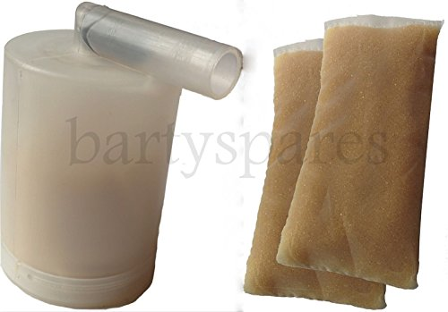 bartyspares-anti-scale-filter-cartridge-3-refills-breville-kenwood-aldi-steamworks-bush-steam-genera