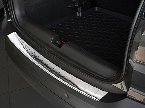 Fahrzeugspezifischer Ladekantenschutz Aus Edelstahl Mit 3d Abkantung Auto