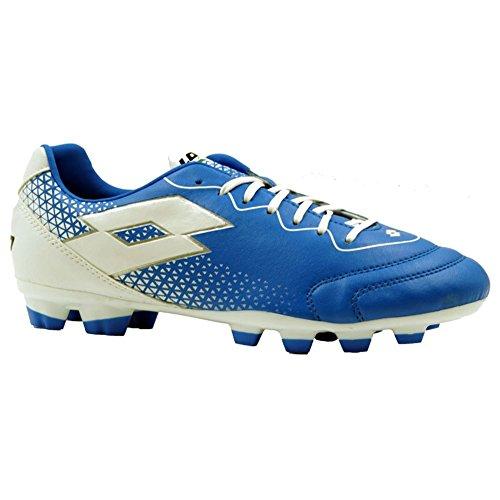 95ad90f04 Lotto Men's Spider 700 XV FG Soccer Cleats, Blue, 9 M