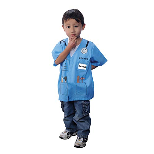 Aeromax, Inc. My 1st Career Gear Blue Dr. Top, Ages 3-6 from Aeromax