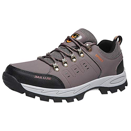 Men Outdoor Sports Shoes Hiking Climbing Shoes Athletic