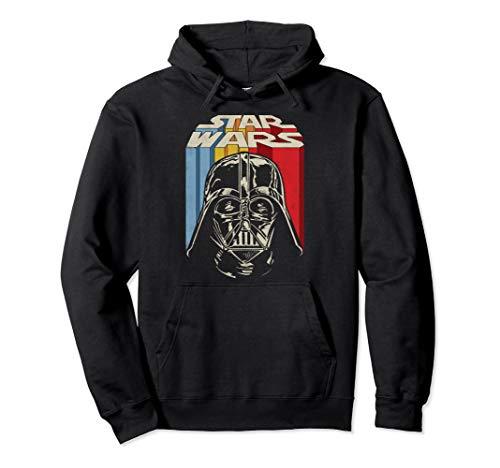 Star Wars Vintage Darth Vader  Pullover Hoodie]()