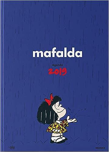 Granica GB00097 - Mafalda 2019 encuadernada