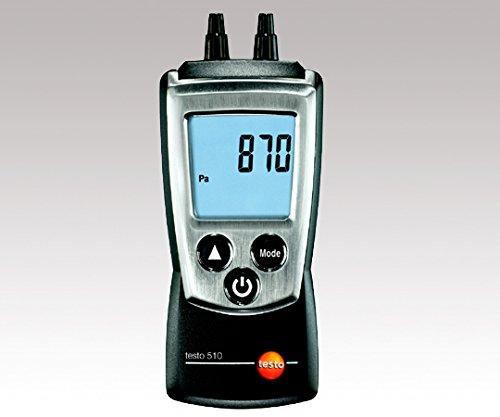 テストー1-6477-01ポータブル差圧計testo510 B07BD322CT