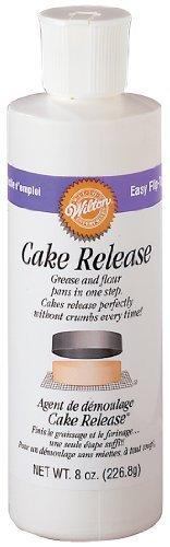 Wilton Cake Release Pan Non-Stick Coating, 8 fl. oz (Double Boiler Wilton)
