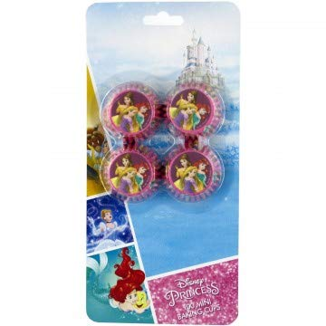 - Disney Princess Mini Cupcake liners 100 pc