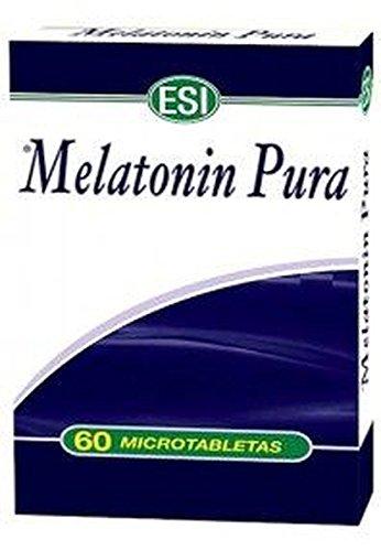 Melatonina pura 60 microtabletas de Esi