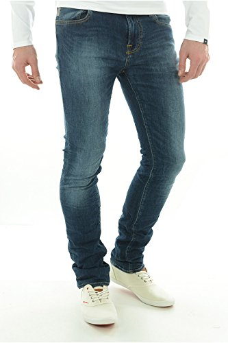 GUESS JEANS Jean slim / skinny - M44AN2-D1HD16PLUH-4 - HOMME