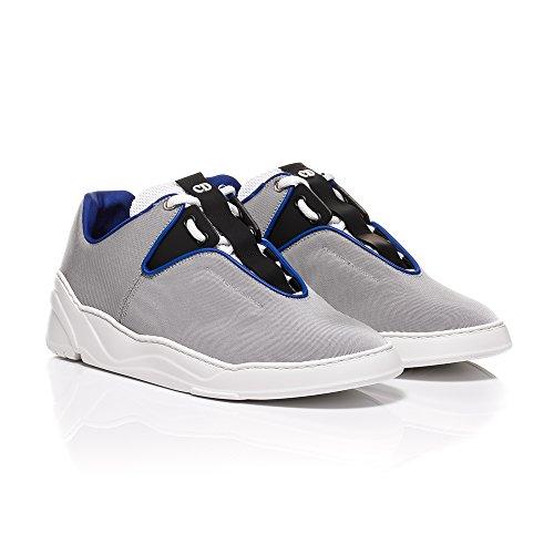 Christian Dior Sneaker Uomo Grigio Grey