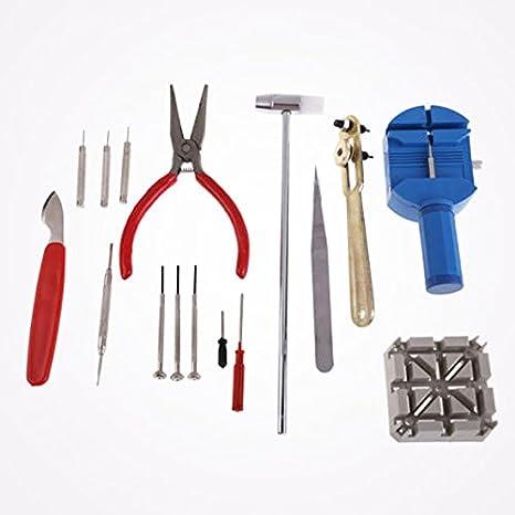 Amazon.com: INTBUYING - Juego de 16 herramientas de ...