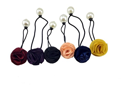 yueton Fashion Scrunchie Ponytail Accessories