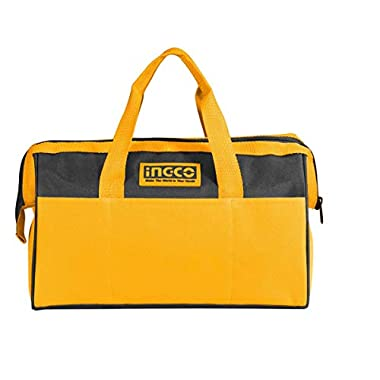 Ingco Tool Bag (HTBG28131, 13 Inches, Yellow) 5
