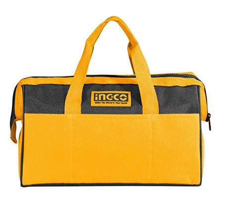 Ingco Tool Bag (HTBG28131, 13 Inches, Yellow) 1