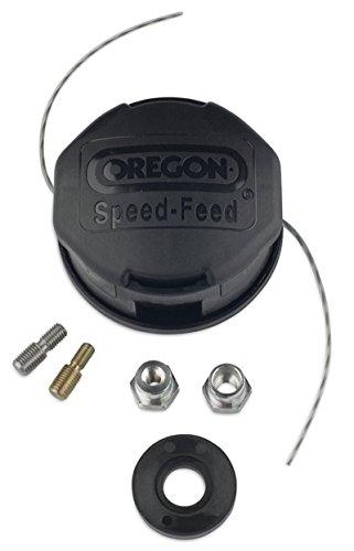 Oregon 55-265 Trimmer Head Speed Feed Straight, 4-1/2