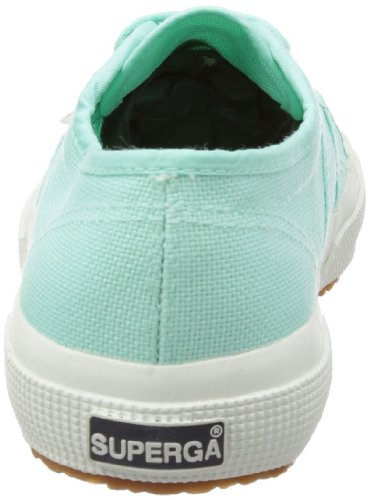 2750 Classic adulte Superga Baskets Cotu Green C60 Vert mixte Pastel dnqRRvExp