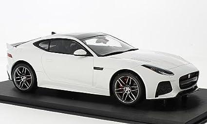 Amazon Com Jaguar S Type Svr White 2016 Model Car Ready Made