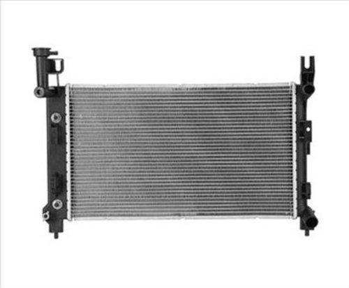 OE Replacement Caravan Radiator Partslink Number CH3010171 Multiple Manufacturers RAD1391