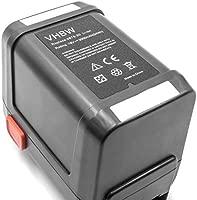 vhbw Batería Li-Ion 3000mAh (18V) para Herramientas Gardena ...