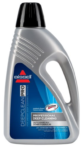 Pro Concentrate (Bissell 78H6B Deep Clean Pro 2X Deep Cleaning Concentrated Formula, 48)