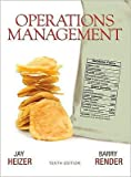 img - for Jay Heizer,Barry Render'sOperations Management (10th Edition) [Hardcover](2010) book / textbook / text book