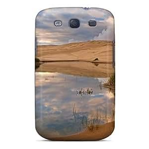 Shock-dirt Proof Umpqua Dunes Oregon Case Cover For Galaxy S3