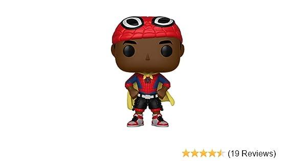 amazon com funko pop marvel animated spider man movie miles