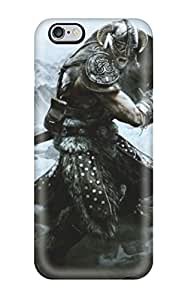 Iphone 6 Plus QyIjYWR162YWxEX Awesome Skyrim Game Pc Tpu Silicone Gel Case Cover. Fits Iphone 6 Plus