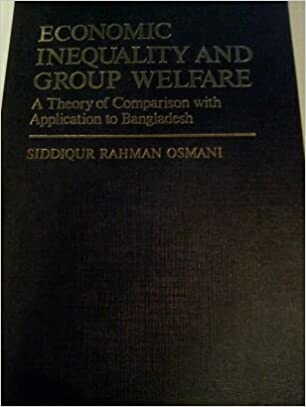 Economic Inequality and Group Welfare: A Theory of
