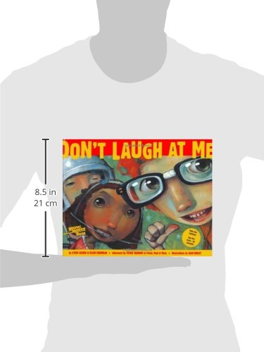 Don't Laugh at Me (Reading Rainbow) by Tricycle Press (Image #2)