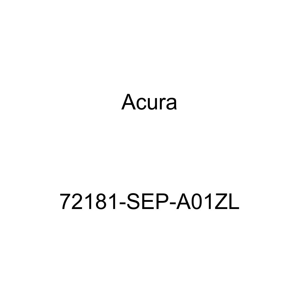 Acura 72181-SEP-A01ZL Outside Door Handle