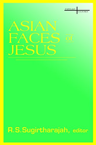Asian culture face faith jesus series