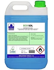 ECOSOL 5L. Limpia cristales ecologico profesional. Limpieza ecologica. ECOLABEL