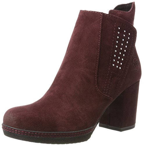 MARCO TOZZI premio WoMen 25853 Boots Red (Chianti Antic 561)
