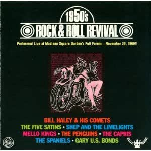 Various Artists - 1950's Rock & Roll Revival