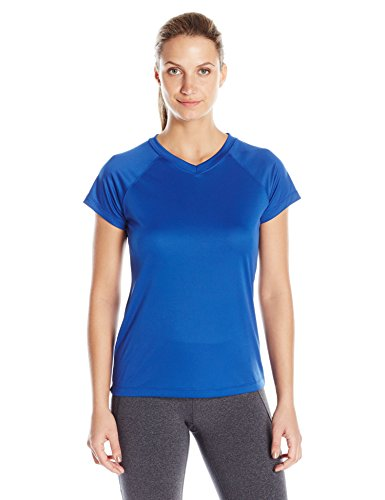 Champion Women\'s Short Sleeve Double Dry Performance T-Shirt