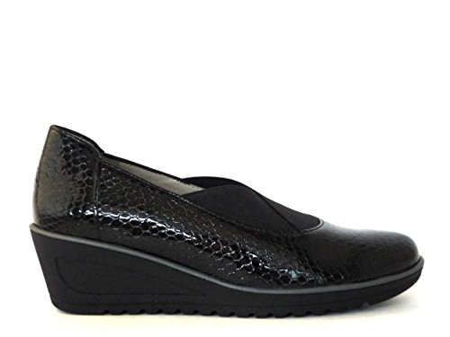Flats Black Ara black Women's Loafer black XxXrREB