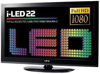 I-JOY I-LED 22- Televisión, Pantalla 22 pulgadas: Amazon.es ...
