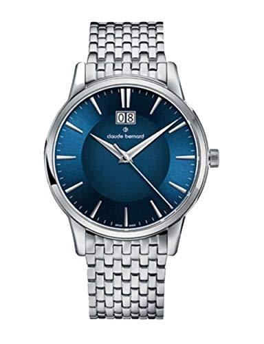 Claude Bernard by Edox Sophisticated Classics Men's Watch 63003.3M.BUIN Swiss