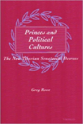 Download Princes and Political Cultures: The New Tiberian Senatorial Decrees pdf