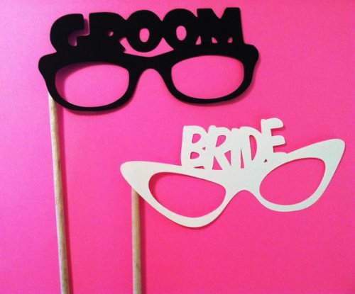 DIY (Do It Yourself) Photo Booth Props
