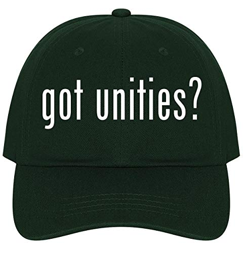 - The Town Butler got Unities? - A Nice Comfortable Adjustable Dad Hat Cap, Forest