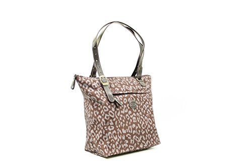 Brics X-Bag Shopping Grey Leo