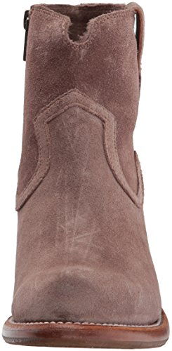 10 Women's Suede US Boot M Soft Rose Western Dusty Lillian FRYE Oiled Bootie OwpUqA