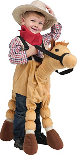Toddler Little Cowboy Costumes (Morris Costumes Ride-A-Pony Chld Sm 4-6)