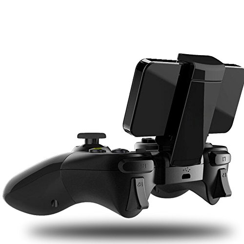 DroidBOX Play Pro Gamepad - Bluetooth 3 0, Rechargeable Li