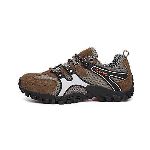 Montagne Chaud Brown Garder Chaussures Plein dérapant Anti Ff Randonnée Au Mâle De Imperméables Air OTAw8Xv