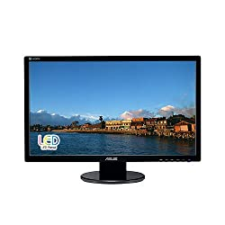 Asus Ve258q 25-inch Full-hd Led-lit Lcd Monitor With Integrated Speakers